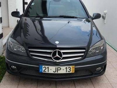 usado Mercedes CLC220 Sport coupe 2.2 cdi