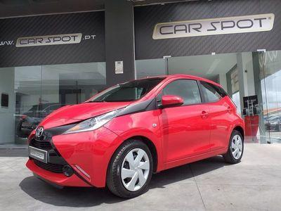 used Toyota Aygo 1.0 VVT-I X-PLAY