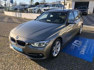 usado BMW 320 D Touring Line Sport Auto 190 Cv
