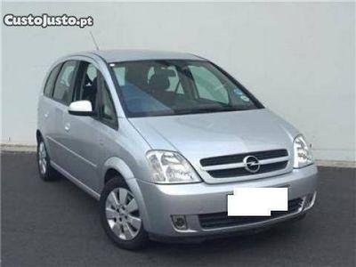 usado Opel Meriva 1.7 diesel cdti -