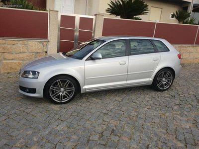 usado Audi A3 1.6 tdi s-line sport