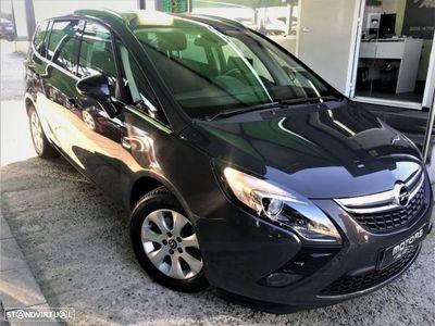 used Opel Zafira ---