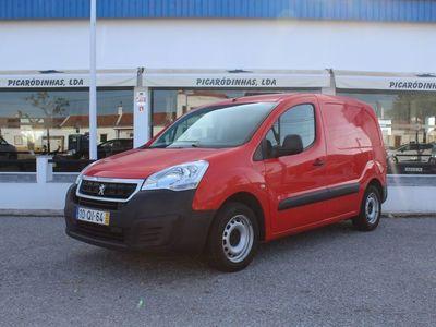 usado Peugeot Partner 1.6 HDI VAN