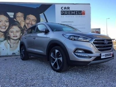 "usado Hyundai Tucson 1.7 CRDi Executive Pack+ JLL19"""