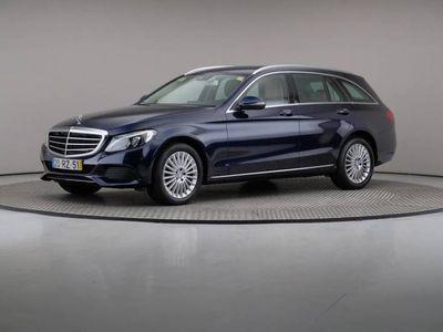 usado Mercedes C200 Classed Exlusive Aut., 200 d Exclusive Aut.