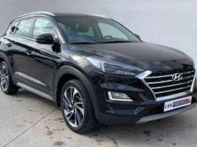 usado Hyundai Tucson 1.6 CRDi Premium DCT MY19 Pele+Style
