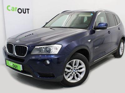 usado BMW X3 xDrive 20d Auto GPS