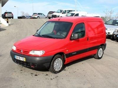 used Citroën Berlingo 1.9