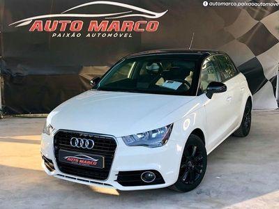 usado Audi A1 Sportback Attracion 1.6Tdi 90cv