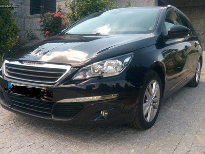 usado Peugeot 308 1.6Hdi 116cv Style