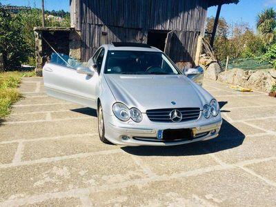 usado Mercedes CLK270 W209