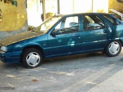 usado Citroën ZX familiar
