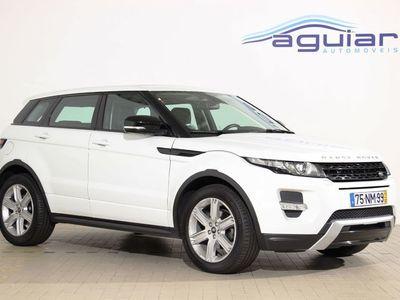 usado Land Rover Range Rover evoque 2.2 ED4 Dynamic