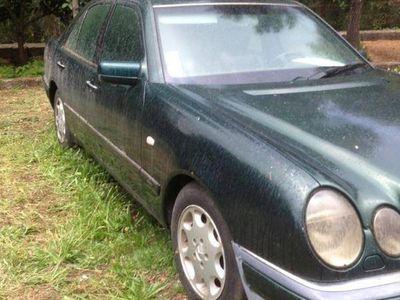 usado Mercedes E290 290 TD