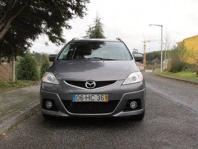 usado Mazda 5 Exclusive com pele