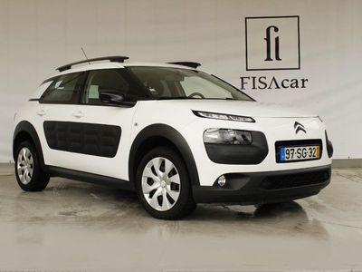 usado Citroën C4 Cactus Puretech Feel 110 Cv