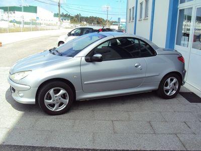 usado Peugeot 206 CC 1.6 Collorline 109cv