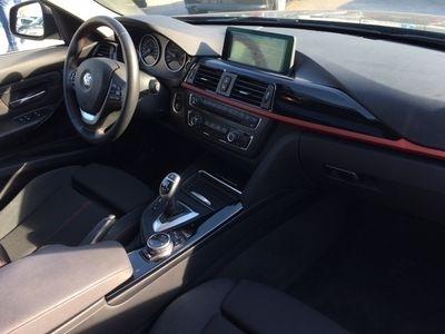 usado BMW 320 Série 3 d auto line sport