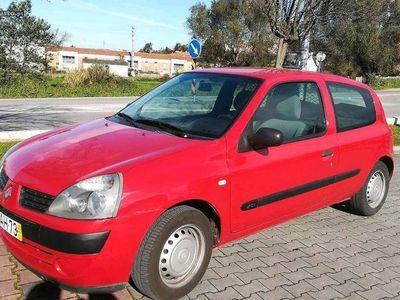 usado Renault Clio comercial /05