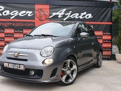 usado Abarth 500 TURBO 140CV CABRIO