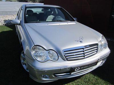 usado Mercedes C220 D AUTO