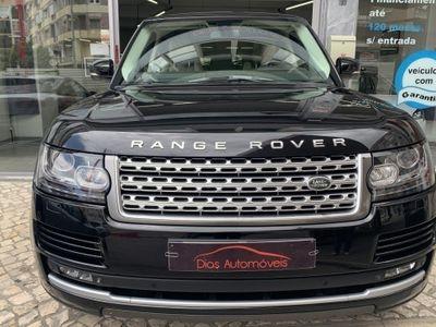 usado Land Rover Range Rover TDV6 Vogue
