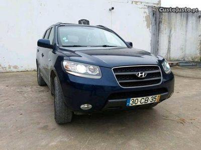 usado Hyundai Santa Fe 2.2crdi 7 wagon