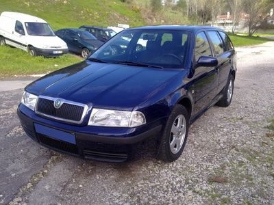 usado Skoda Octavia Break 1.9 TDI