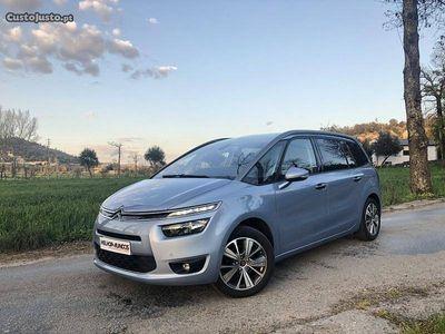 gebraucht Citroën Grand C4 Picasso E-Hdi Business 7l
