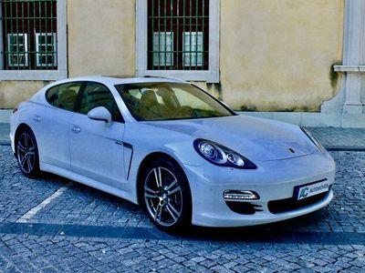 usado Porsche Panamera Panamera3.0D SPORT FULL EXTRAS
