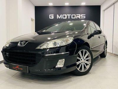 usado Peugeot 407 1.6Hdi Full G Motors