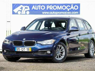 usado BMW 318 Touring Advantage