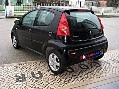 usado Peugeot 107 1071.0 Black&Silver E5