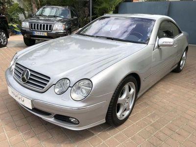 usado Mercedes CL500 Coupé