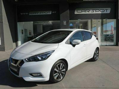 usado Nissan Micra 0.9 IG-T TEKNA