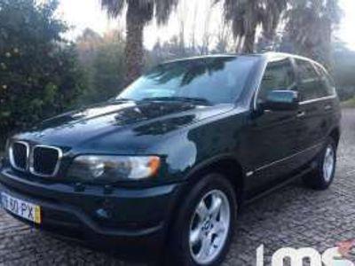usado BMW X5 Gasolina