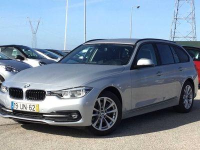 usado BMW 318 - Usado d Touring Line Sport Auto