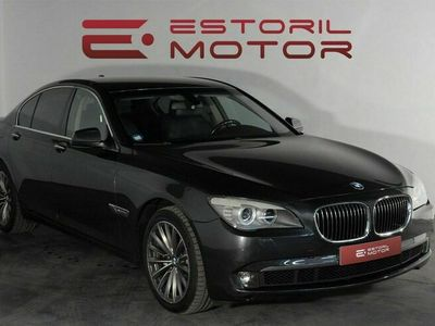 usado BMW 740 d Berlina