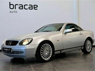 usado Mercedes SLK230 ---