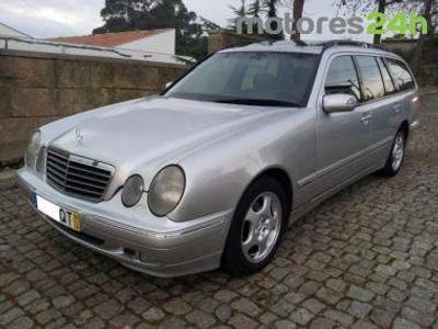usado Mercedes E220 Cdi 7 Lugares NACIONAL