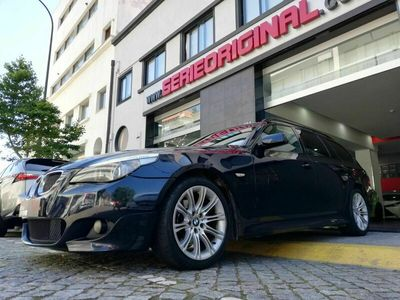usado BMW 530 D Touring pack m