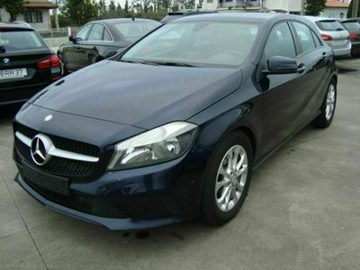 usado Mercedes A180 CDi BE Edition Style