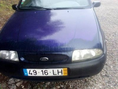 used Ford Fiesta 1.8