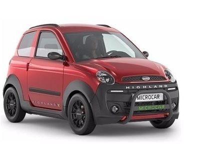 usado Microcar M.Go 4 Highland X