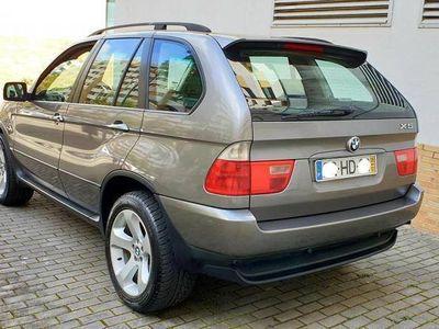brugt BMW X5 3.0D 218cv SPORT