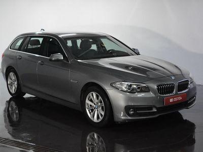 usado BMW 520 D Touring Cx. Aut. (Nacional)
