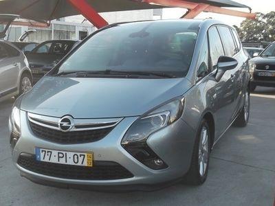 usado Opel Zafira Tourer 1.6 CDTI COSMO 7 LUG