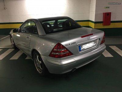 usado Mercedes SLK200 200 kompressor
