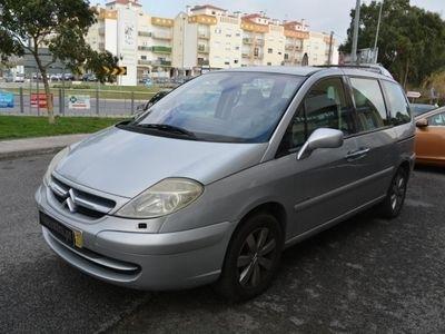 usado Citroën C8 2.2 HDi Exclusive