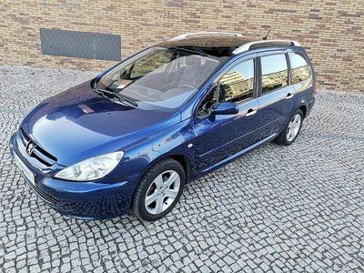 usado Peugeot 307 SW 1.6 Cuir